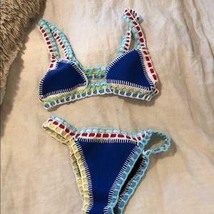 Other - Bikini - reversible black/blue